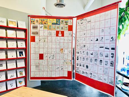 Art Vandenberg: Three Score and Ten Books of Art, Dec 2019