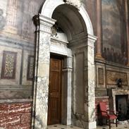 Interior, Blenheim Palace