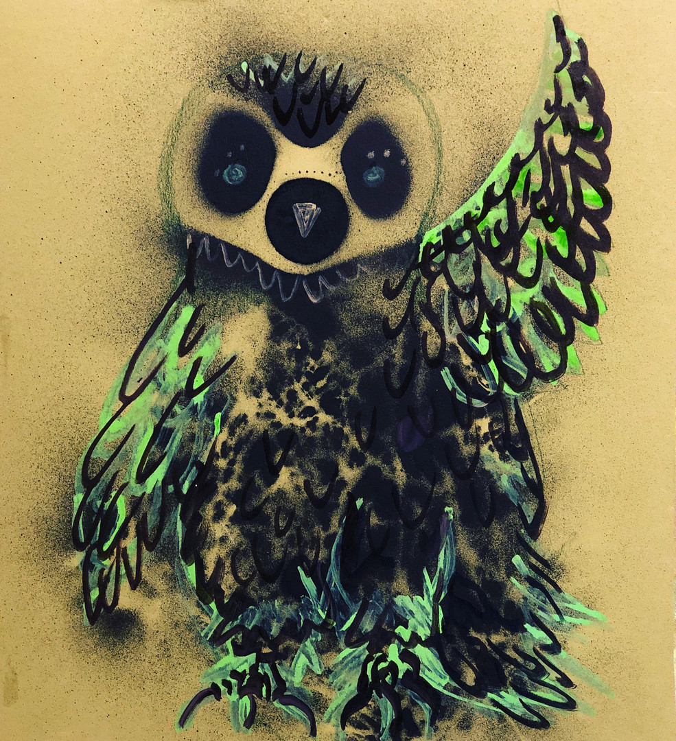 Hell Owl