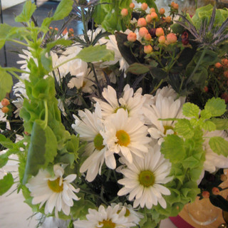 Floral design, Hockaday Alumnae event