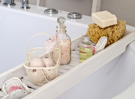 Bathing Heaven - DIY Bath Bombs