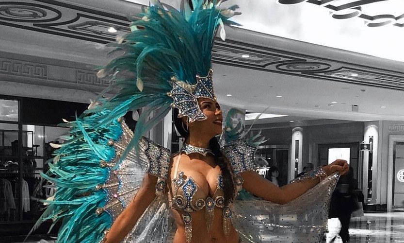 Samba Dancers , Los Angeles, CA