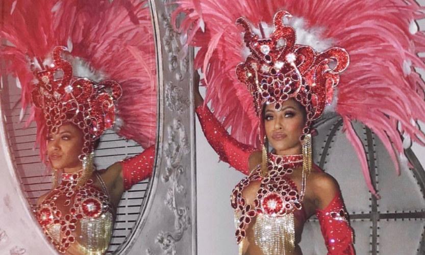 Samba dancers. SambaAndMore.com