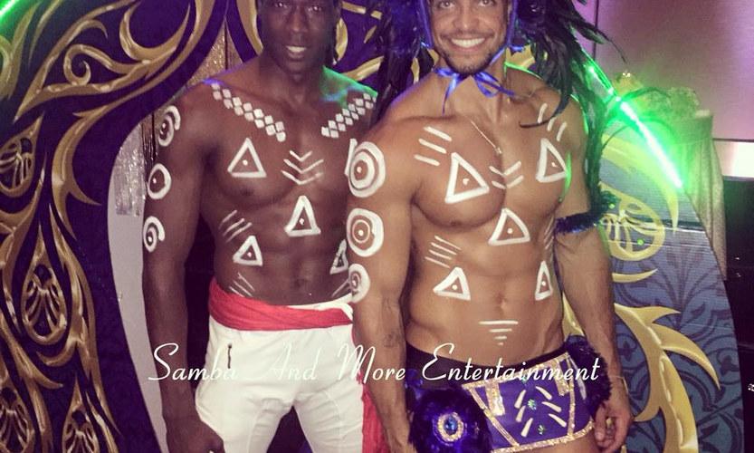 Brazilian Male Performers