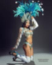 Brazilian Dancers, Samba dancers