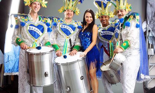 Brazilian Batucada