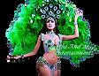 Bazilian Samba Dancers