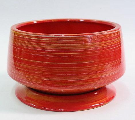 陶瓷花盆-白色款-B36