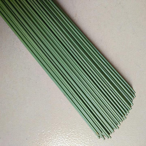 包膠鐵錢-綠色-每支