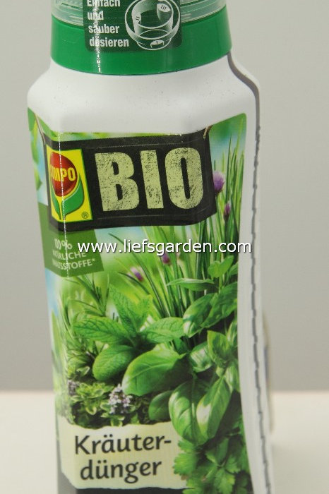 COMPO Liquid Fertilizer-500ML-香草肥