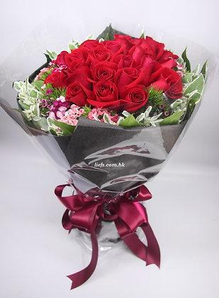 R104-24支-紅玫瑰
