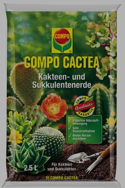 Compo-CACTEA®-多肉及仙人掌型-5升