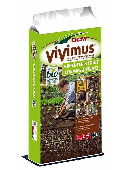 DCM-vivimus有機菜泥-60L