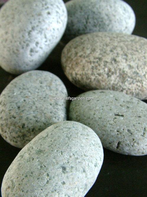 白麻扁石-4-6吋-40KG
