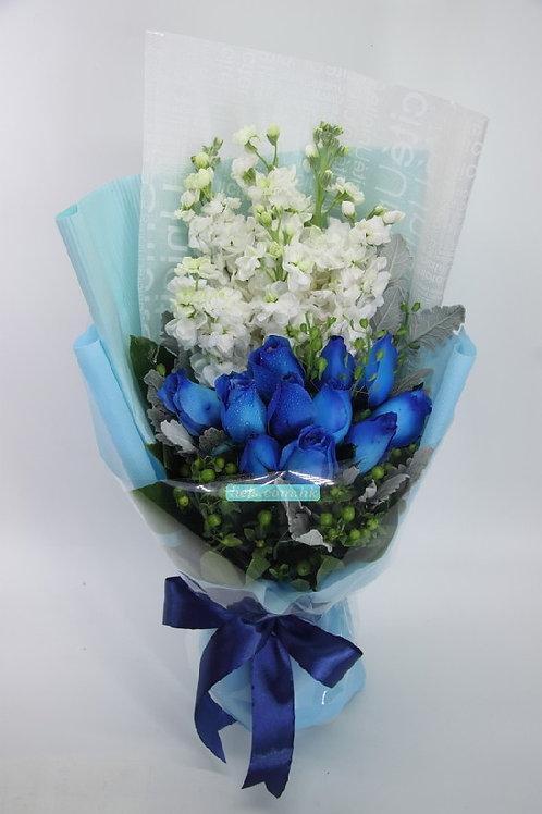 K037-玫瑰花束
