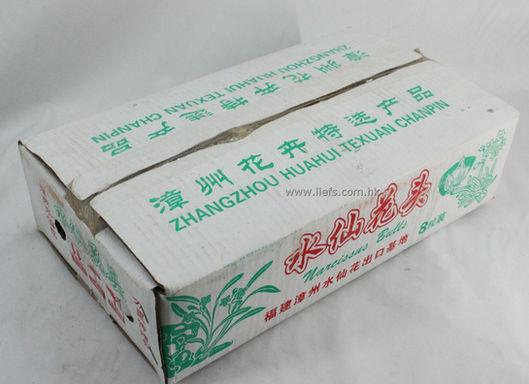 水仙花頭-每箱10粒