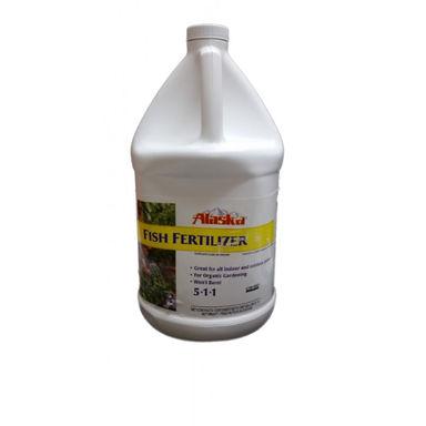 亞拉斯加 5-1-1 魚肥-有機菜用-9 lb