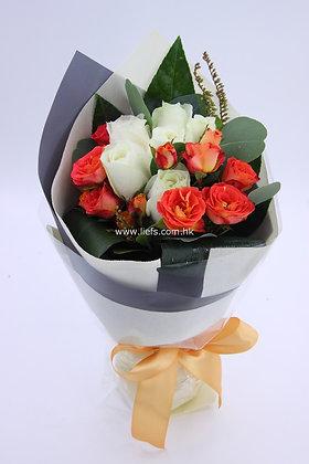 玫瑰-花束65