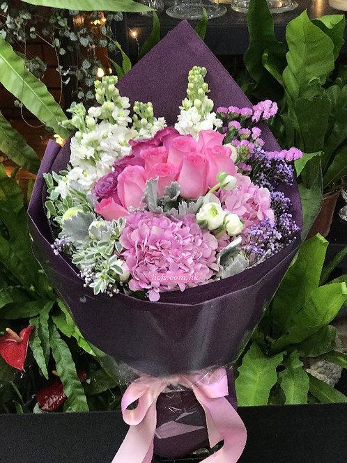 K033-玫瑰花束