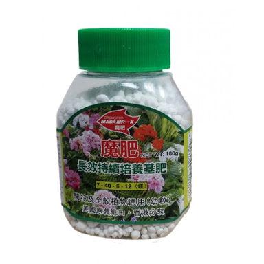 長效基肥7-40-6 魔肥(鎂)-100g