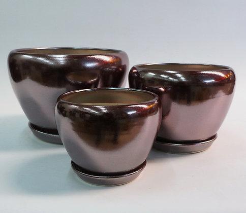 陶瓷花盆-中-L38