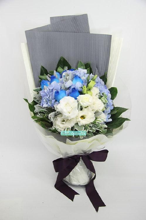 K034-玫瑰花束