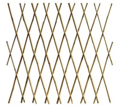 竹籬笆-高2米-伸縮2米5