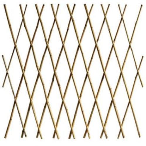 竹籬笆-高1.3米-伸縮1米