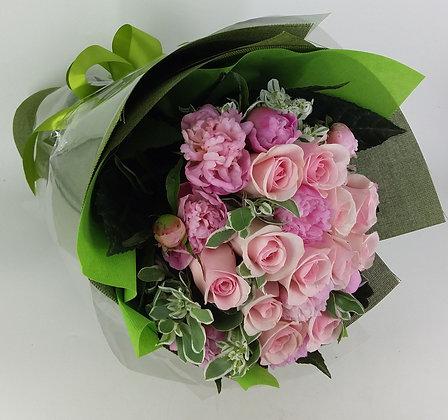 玫瑰-花束-125