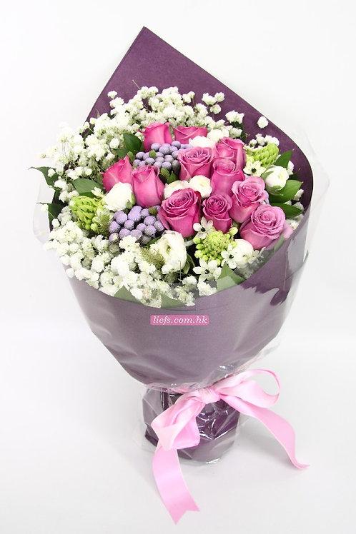 K028-玫瑰花束
