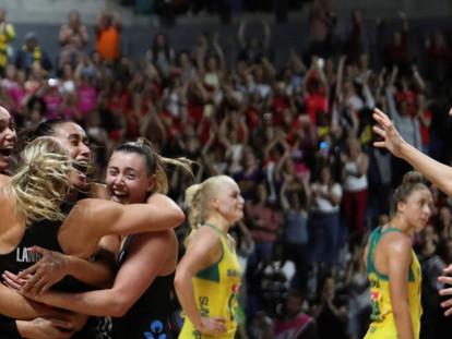 'The Netball Problem': with an insight from Liz Ellis, ex-Australian Diamonds captain
