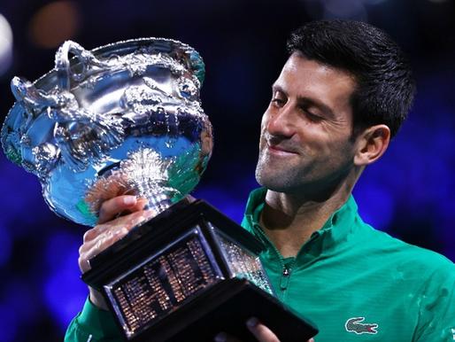 Making History: Australian Open