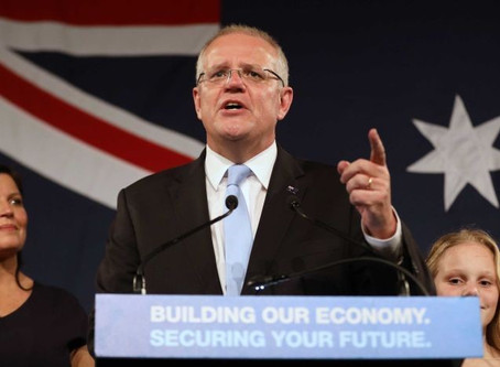 ScoMo's Shock Election Win