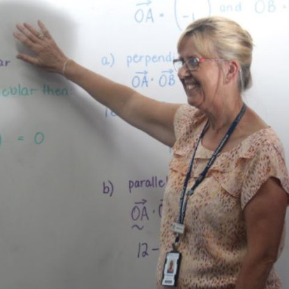 Super Teacher - Ms Dowers