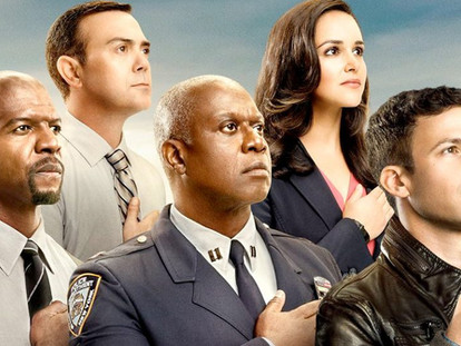 Brooklyn Nine-Nine: depicting policing in the media