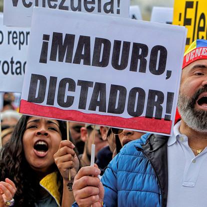 Venezuela in crisis: a Loreto staff member's experience