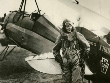 The Achievements and Triumphs of Amelia Earhart