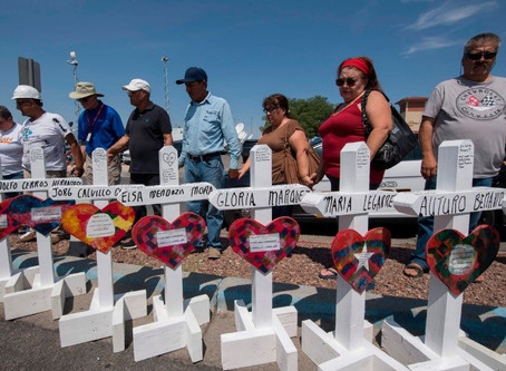 US mass shootings: why thoughts and prayers are no longer enough