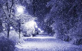 Snowy Twilight Melodies