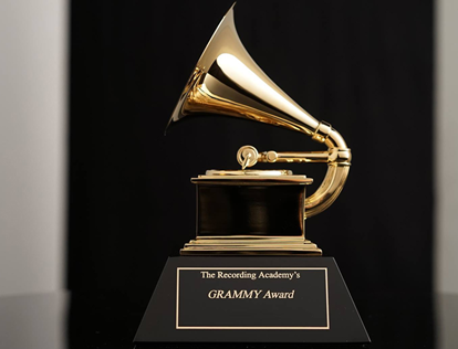 Celebrities at their first and most recent Grammy Awards