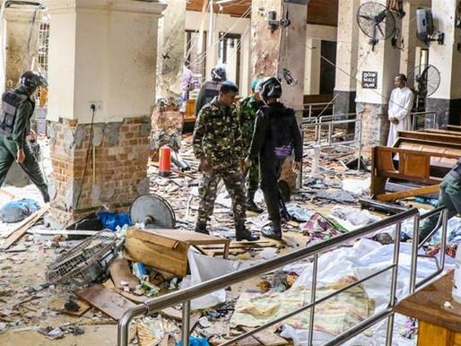 The Sri Lankan Easter Bombings