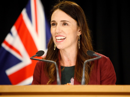 Why Jacinda Ardern sets the precedent for politicians around the world