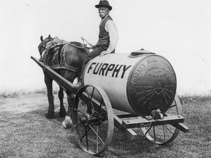 The History behind 'Furphy'