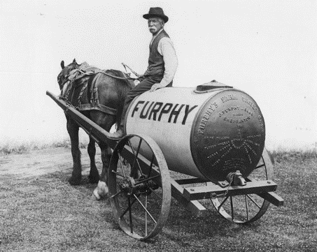The History behind 'Furphy'