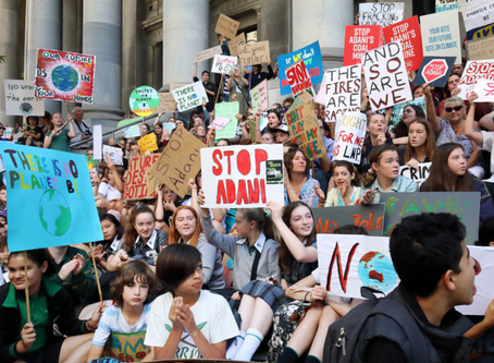The Climate Crisis and Gen Z