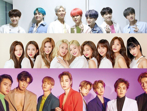 How K-pop Has Conquered the Global Music Industry