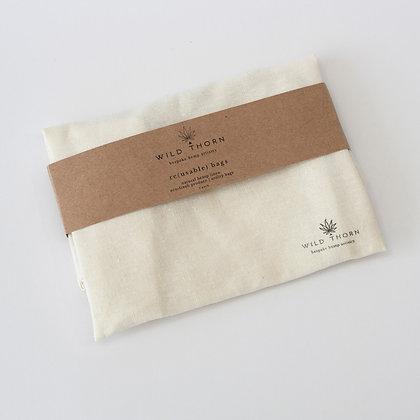 2 Pack Hemp Fresh Produce Bags