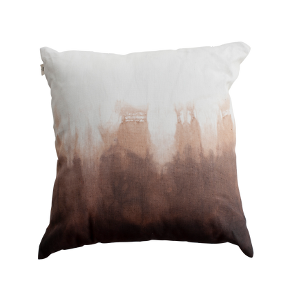 Rustic Ombre | Hemp Canvas Scatter Cushion