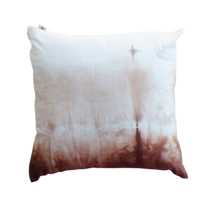 Fire Ombre | Hemp Canvas Scatter Cushion