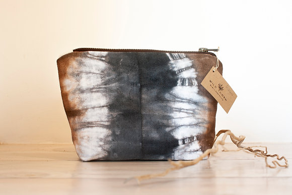Rust & Charcoal | Essential Pouch